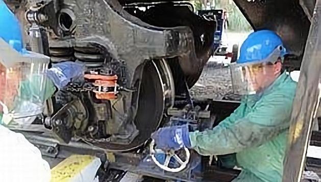 Портативный колесотокарный станок