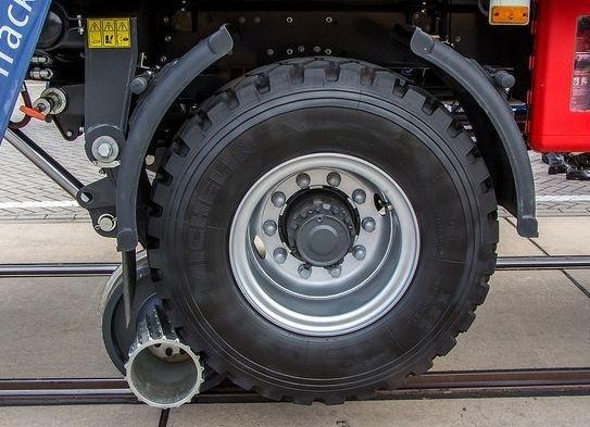 Техника на железнодорожном ходу
