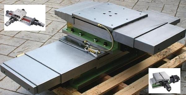 Линейные сервоприводы для промышленных станков с ЧПУ